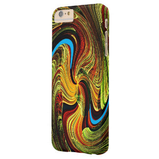 Colored Lines iPhone Plus 6 case Barely There iPhone 6 Plus Case