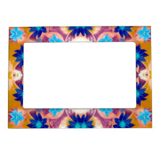 Colored lower Magnetic Frame
