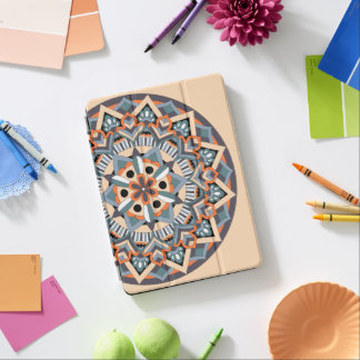 Colored Mandala 060517_3 iPad Pro Cover