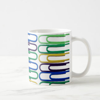 Colored Paperclips Mug