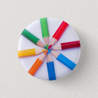 Colored Pencil Pin