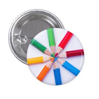 Colored Pencil Pin