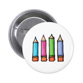 Colored Pencils Button