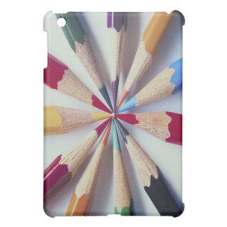 Colored Pencils Case For The iPad Mini