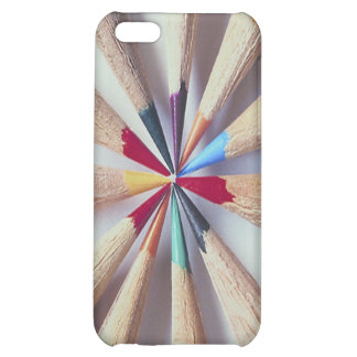 Colored Pencils iPhone 4 4S Case