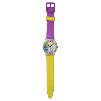 Colored Pencils Watch