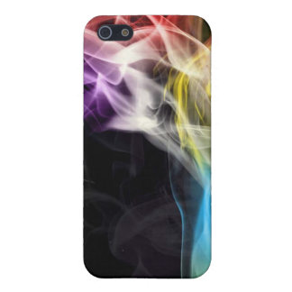 Colored Smoke Cover For iPhone 5/5S