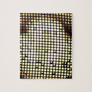 Colored Squares Puzzle