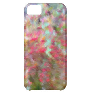 colored strange pattern case for iPhone 5C