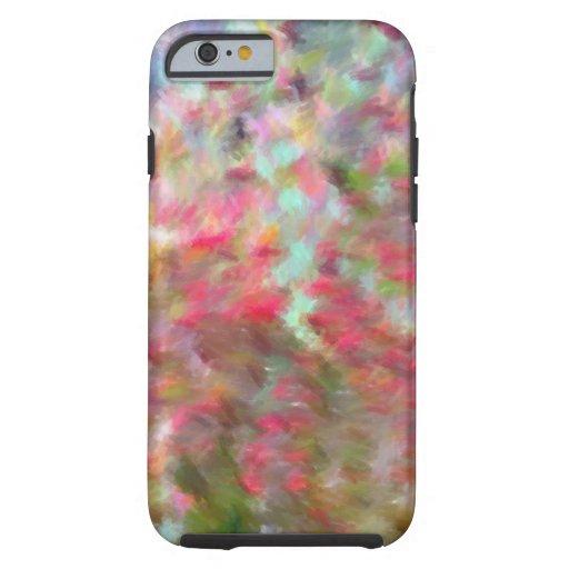 colored strange pattern iPhone 6 case