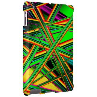 Colored style iPad case