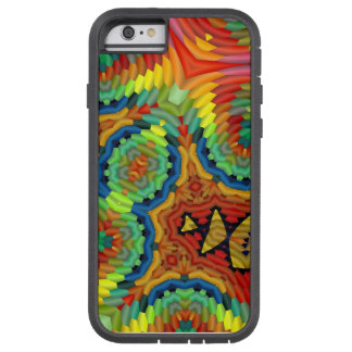 Colorful 3d abstract design iphone 6 case