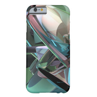 Colorful 3D Reflections Barely There iPhone 6 Case