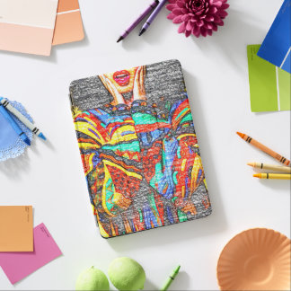 "Colorful 90s Apple 9.7"" iPad Pro iPad Pro Cover"