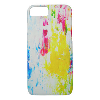 Colorful Abstract Art Phone Case Apple iPhone 7