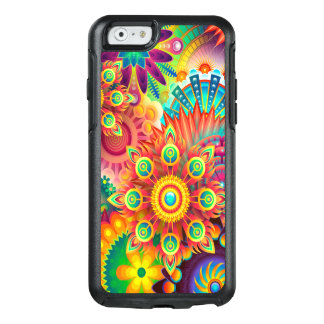 colorful-abstract-background OtterBox iPhone 6/6s case