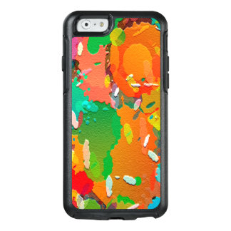 Colorful Abstract Bright Background OtterBox iPhone 6/6s Case