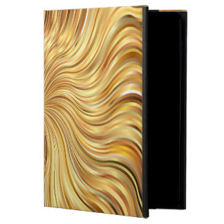 Colorful Abstract Brown Reflective Powis iPad Air 2 Case