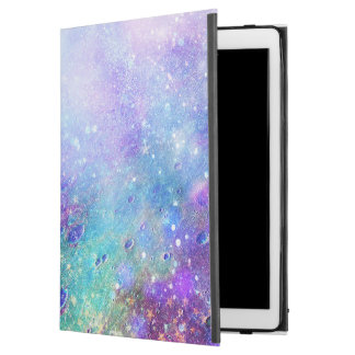 "Colorful Abstract Deep Space Pattern iPad Pro 12.9"" Case"