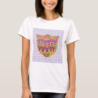 Colorful Abstract designs by NavinJoshi on shirts