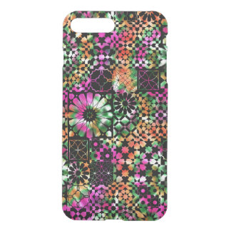 Colorful Abstract Flower Pattern iPhone 8 Plus/7 Plus Case