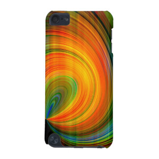 Colorful abstract Fractal Art iPod Touch (5th Generation) Cover