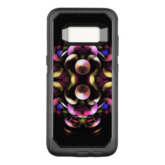 Colorful abstract Fractal Art OtterBox Commuter Samsung Galaxy S8 Case