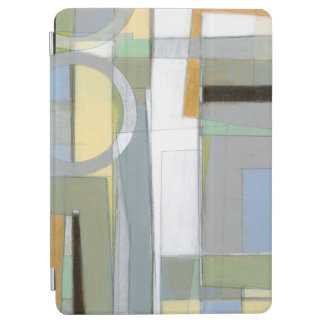 Colorful Abstract Geometric Shapes iPad Air Cover