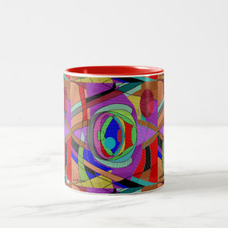 Colorful abstract MUG