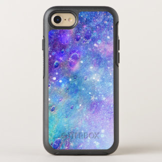 Colorful Abstract Outer Space background OtterBox Symmetry iPhone 8/7 Case