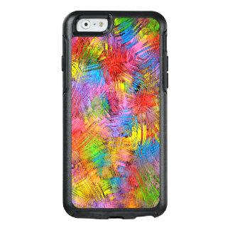 Colorful Abstract Pattern Background OtterBox iPhone 6/6s Case
