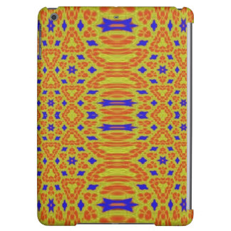 Colorful abstract pattern iPad air case