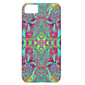 Colorful Abstract Pattern. iPhone 5C Case