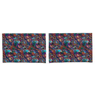 Colorful Abstract Pattern Queen Size Duvet Cover