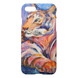 Colorful Abstract Tiger iPhone 7 Case