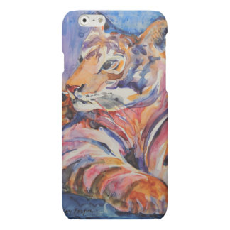 Colorful Abstract Tiger iPhone 6 Plus Case
