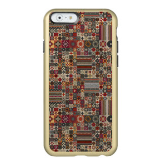 Colorful abstract tile pattern design incipio feather® shine iPhone 6 case