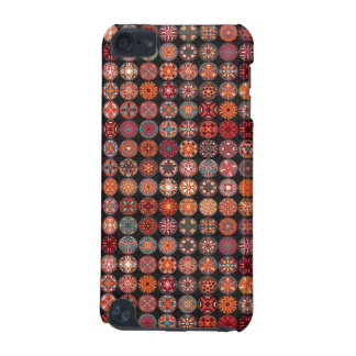 Colorful abstract tile pattern design iPod touch 5G case