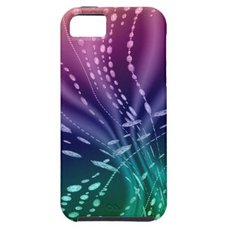 Colorful Abstract Tough iPhone 5/5S Case
