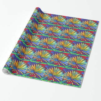 Colorful Agave Wrapping Paper