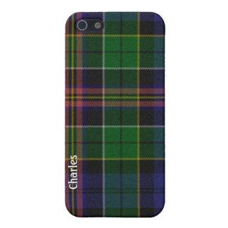 Colorful Allison Tartan Plaid iPhone 5 Case