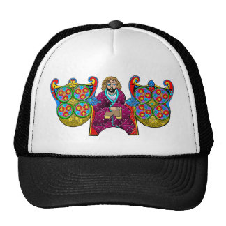 Colorful Antique Celtic Art Tees and Gifts Trucker Hats