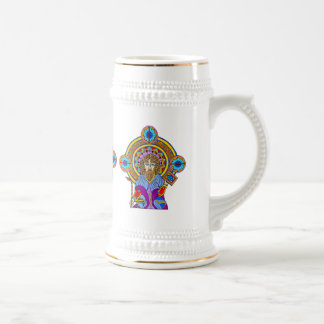 Colorful Antique Celtic Art Tees and Gifts Coffee Mugs