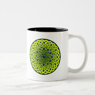 Colorful Antique Celtic Art Tees and Gifts Coffee Mug