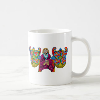 Colorful Antique Celtic Art Tees and Gifts Mug