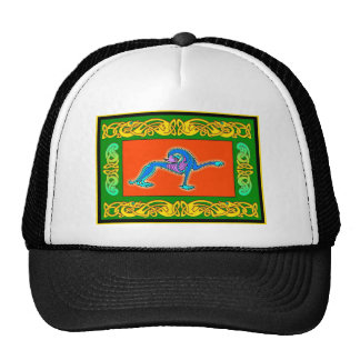 Colorful Antique Style Celtic Art Gifts and Tees Trucker Hat