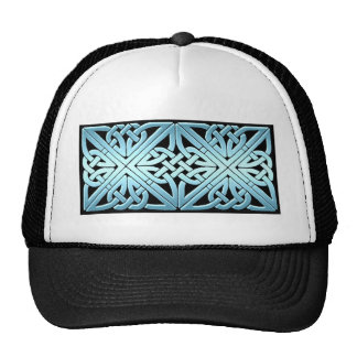 Colorful Antique Style Celtic Art Gifts and Tees Mesh Hat