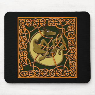 Colorful Antique Style Celtic Art Gifts and Tees Mouse Pads