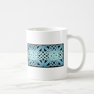 Colorful Antique Style Celtic Art Gifts and Tees Mug