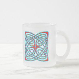 Colorful Antique Style Celtic Art - Great Gift! Mug